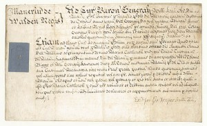 1715 Document - SOLD