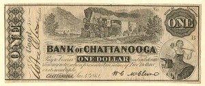 Bank of Chattanooga - SOLD