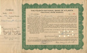 Fourth National Bank of Atlanta