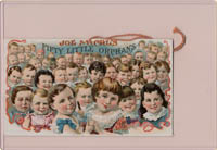 "Joe Michl's ""Fifty Little Orphans"""