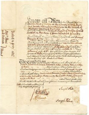 John W MacKay signed California check Western Mining Magnate
