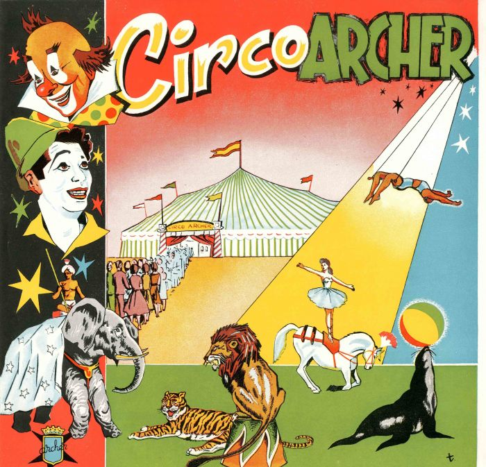 Circo Archer Ad