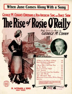 The Rise of Rosie O'Reilly Music Sheet