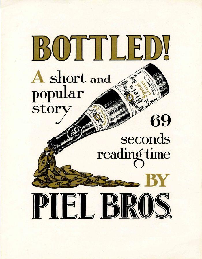 Piel Bros. Brochure