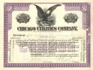 Chicago Utilities Company
