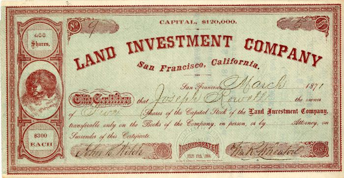 Land Investment Company