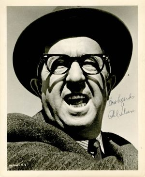 Autographed Photo of Phil Silvers - SOLD