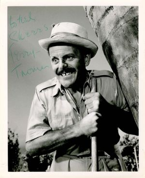 Autographed Photo of Terry Thomas - SOLD