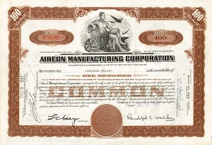 Aireon Manufacturing Corp