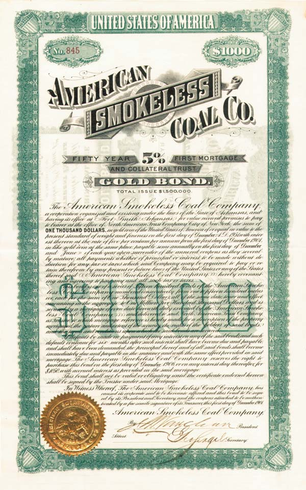 American Smokeless Coal Company