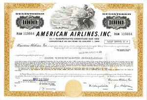 American Airlines, Inc - 50 Pieces!
