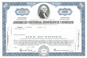 American General Insurance - 50 Pieces