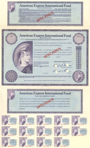 American Express International Fund
