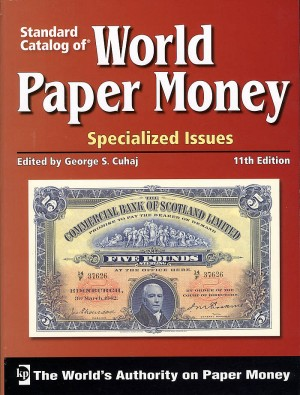 World Paper Money, 11th Edition