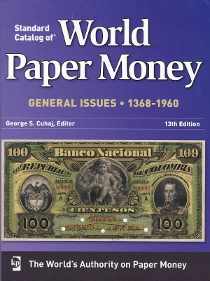 World Paper Money, 13th Edition