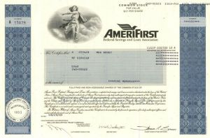 Amerifirst Federal Savings and Loan Association