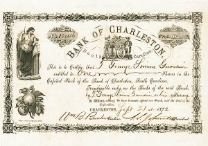 Bank of Charleston