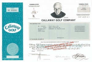 Callaway Golf Co