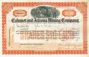 Calumet & Arizona Mining Co
