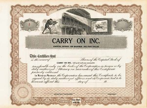 Carry On Inc - SOLD