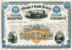 Chicago & South Western Railway