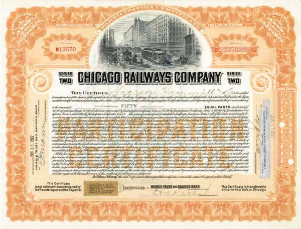 Chicago Railways Co