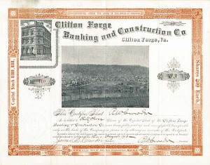 Clifton Forge Banking and Construction Co.