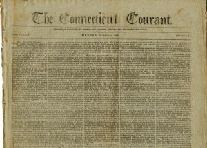 The Connecticut Courant - 1798