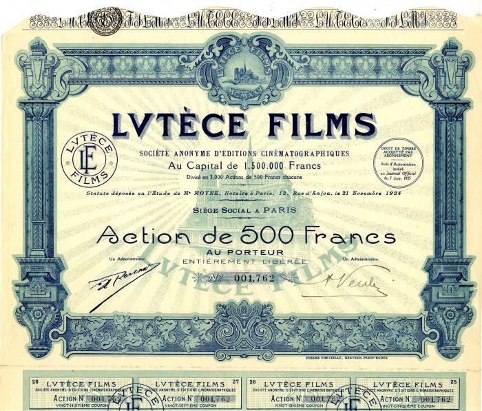 Lvtece Films