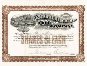 Eastern Consolidated Oil Co