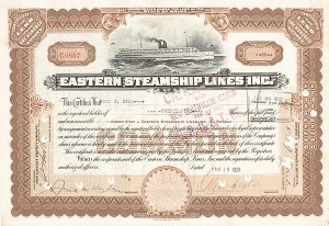 Eastern Steamship Lines Inc