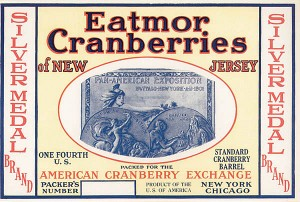Eatmor Cranberries of New Jersey