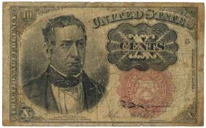 Fractional Currency - FR-1266