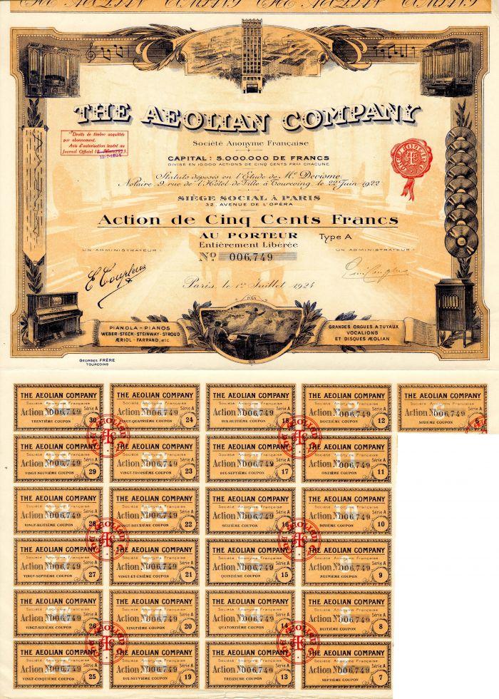 Aeolian Company