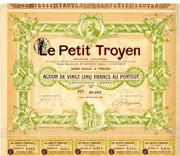 Le Petit Troyen