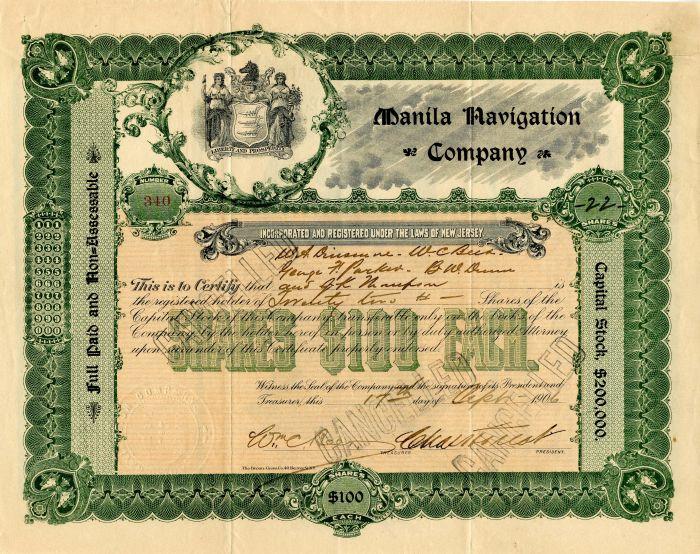 Manila Navigation Company
