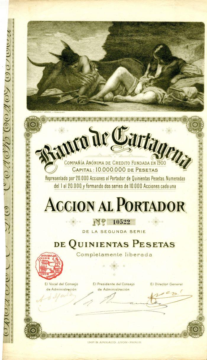 Banco de Cartagena