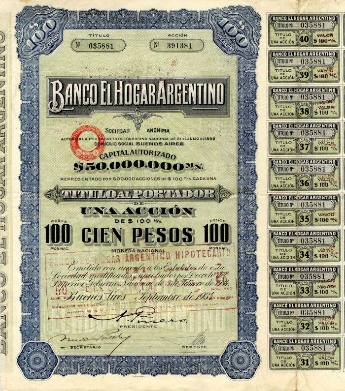Banco El Hogar Argentino