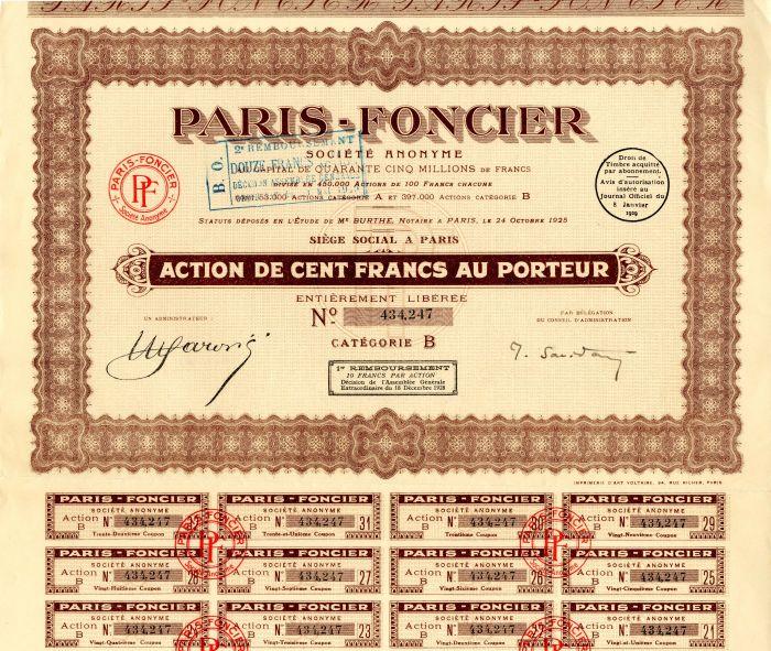Paris-Foncier
