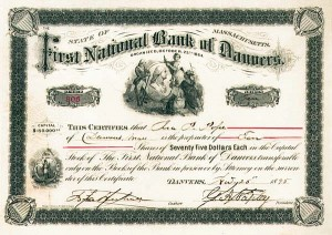 First National Bank of Danvers
