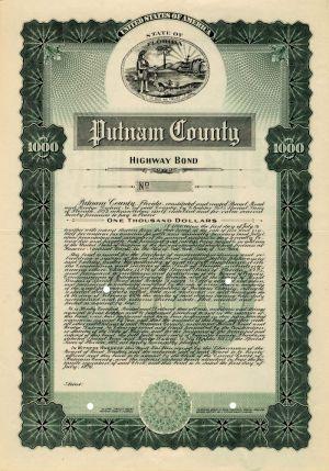 Pennsylvania Power Company /> $1,000 bond certificate