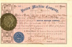 Boston Machine Company