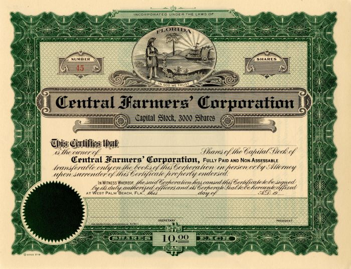 Central Farmers' Corporation