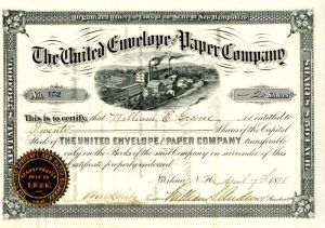 United Envelope and Paper Company