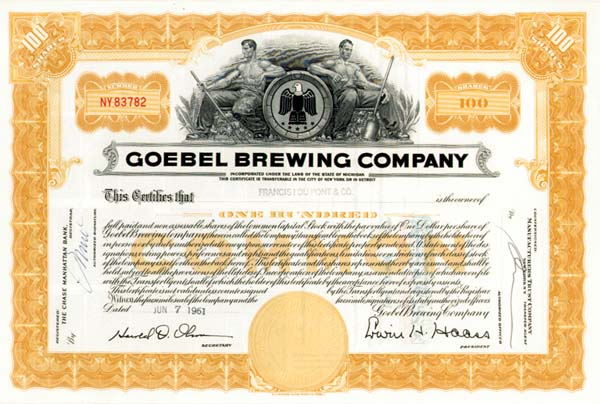 Goebel Brewing Company