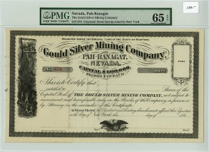 Gould Silver Mining Company