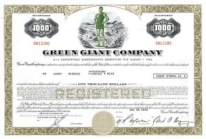 Green Giant Co