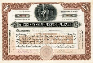 Helvetia Copper Co
