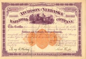 Atchison and Nebraska Railroad Company