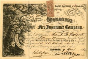 Germania Fire Insurance Co